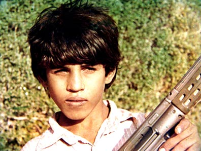 اولین سردارشهید 13ساله جنگ تحمیلی
